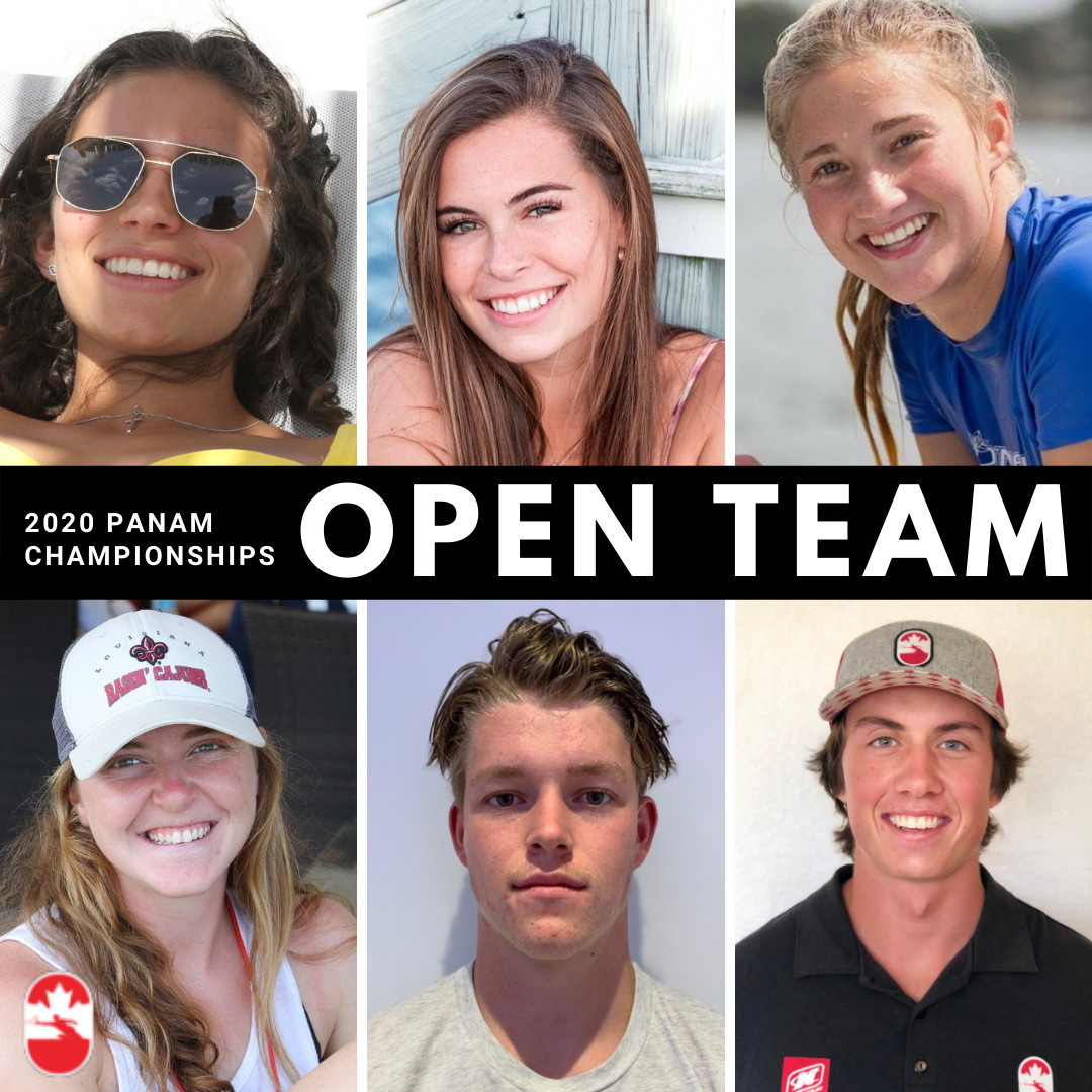 CANADIAN WATER SKI TEAM SELECTED FOR 2020 PAN AM CHAMPIONSHIPS