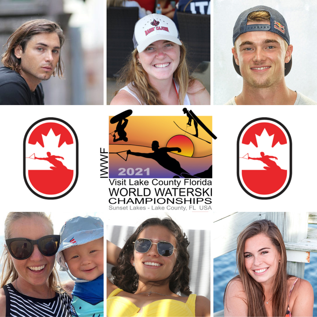 CANADA NAMES TEAM FOR THE 2021 IWWF WORLD WATER SKI CHAMPIONSHIPS