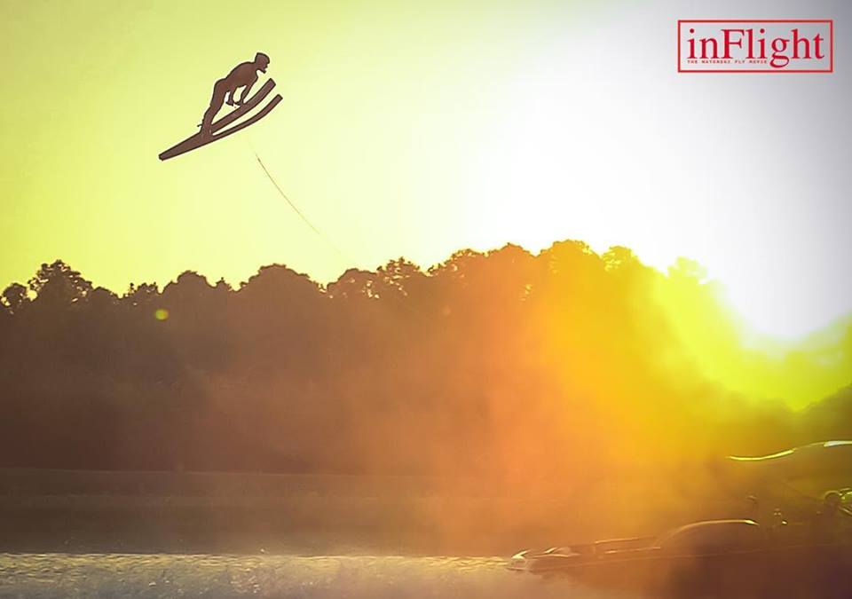 THE WATERSKI FLY MOVIE – FEATURING RYAN AND BREANNE DODD