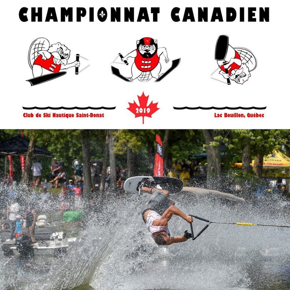 2019 NAUTIQUE CANADIAN WATER SKI NATIONAL CHAMPIONSHIPS – FINAL RESULTS