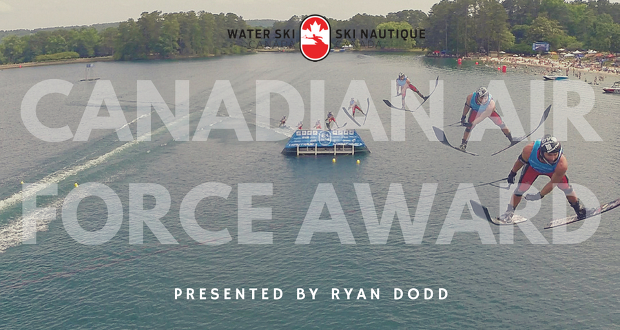 VOTE NOW FOR THE 2019 CANADIAN AIR FORCE AWARD – PRESENTED BY RYAN DODD