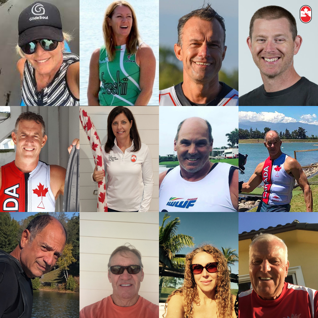 CANADIAN OVER 35 PAN AM TEAM SELECTED