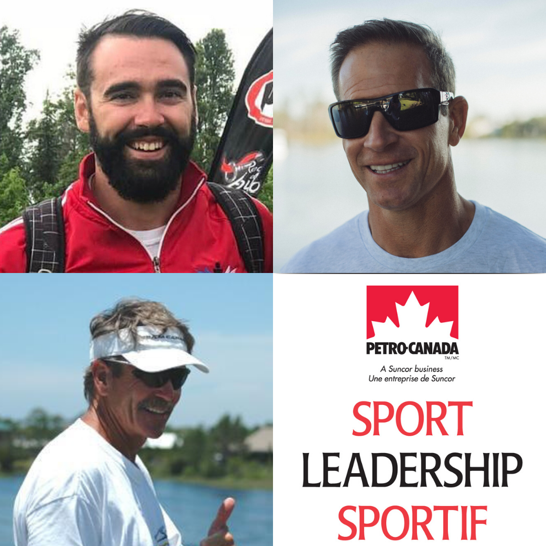 STEVE BUSH, COLE GRANT AND MATT RINI RECEIVE THE PRESTIGIOUS PETRO-CANADA COACHING EXCELLENCE AWARD