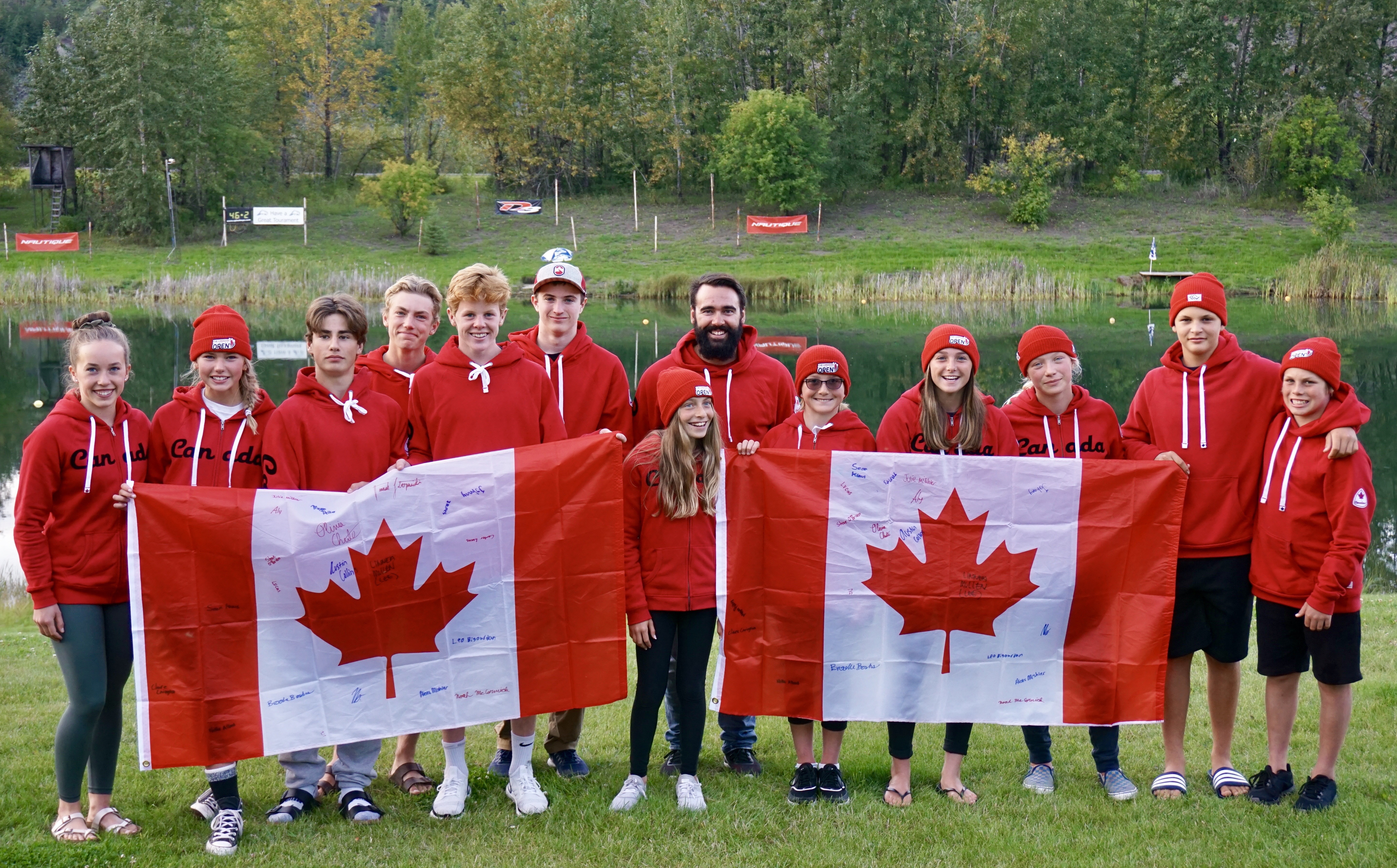 TEAM CANADA AND TEAM USA SPLIT TITLES AT THE 2019 CAN AM CHALLENGE AT SHALOM PARK