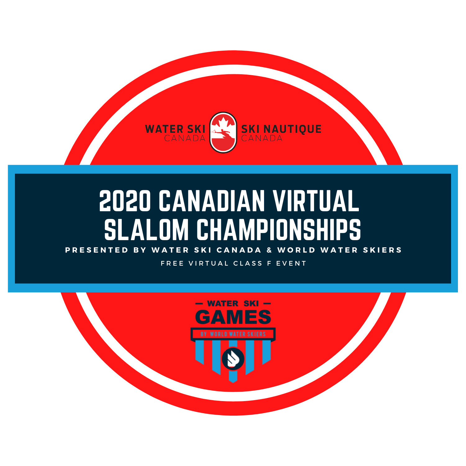 THE 2020 CANADIAN VIRTUAL SLALOM CHAMPIONSHIPS