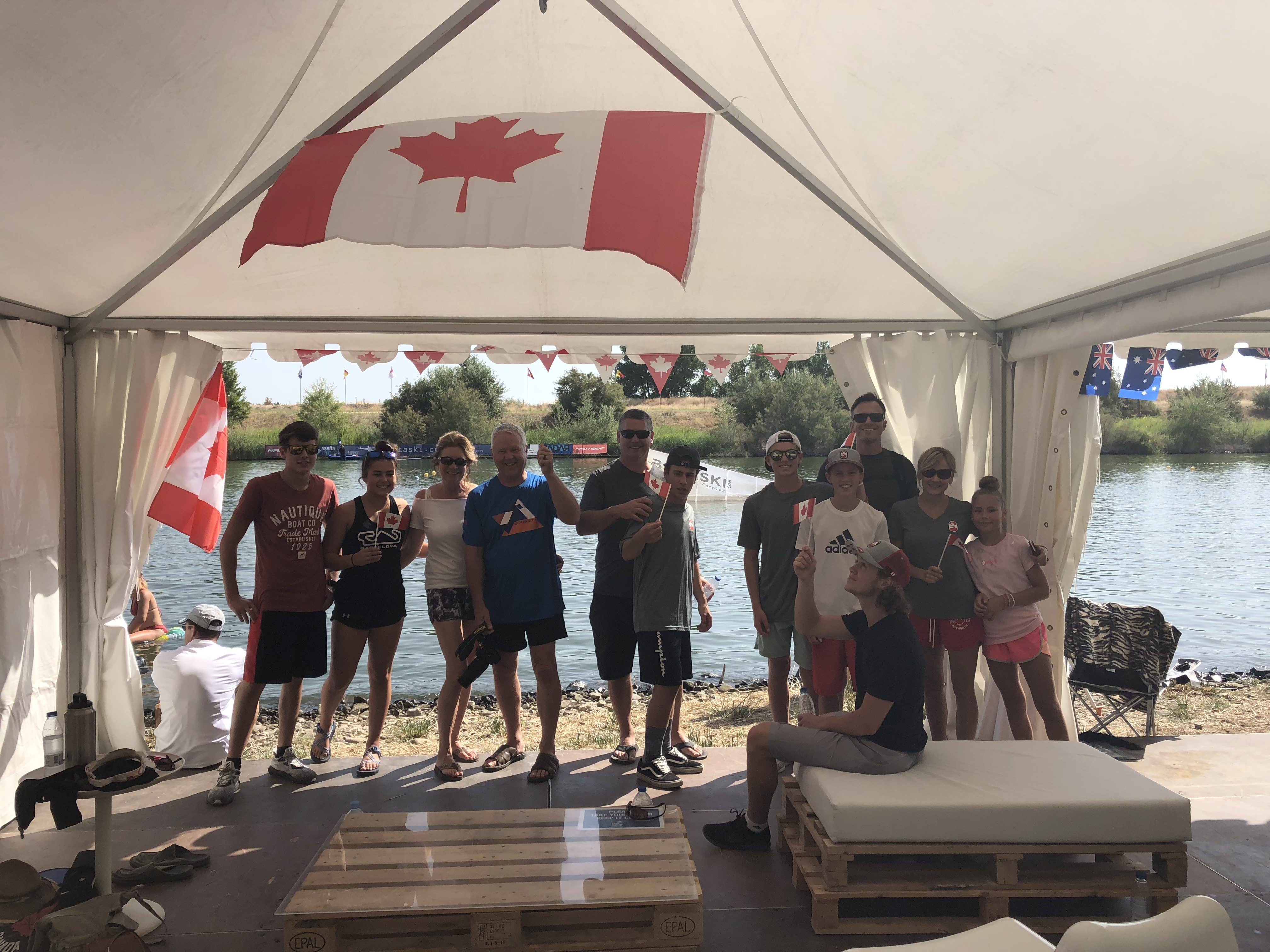 THE 2018 WORLD JUNIOR WATER SKI CHAMPIONSHIPS – OFF TO A GOOD START!
