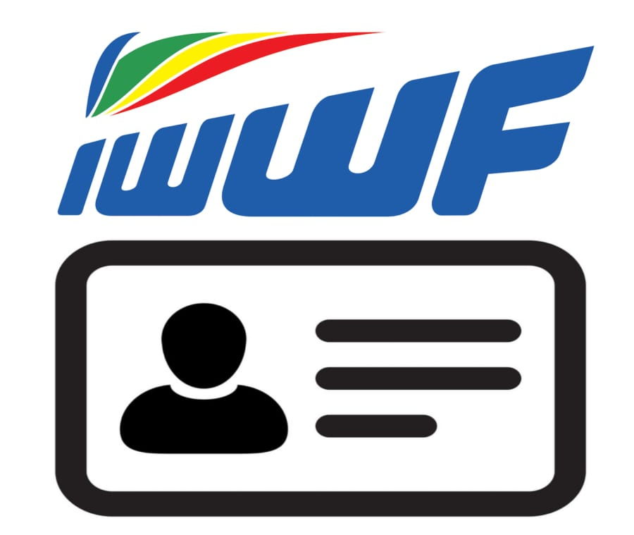 NEW – IWWF COMPETITIVE LICENCE