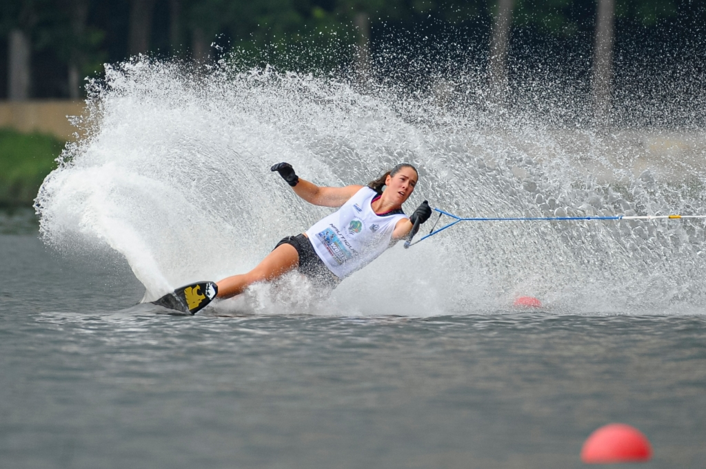JAIMEE BULL'S WORLD U21 WOMEN'S SLALOM RECORD APPROVED