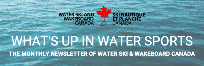 CHECK OUT WSWC'S MONTHLY ISSUE OF WHAT'S UP IN WATER SPORTS – MARCH