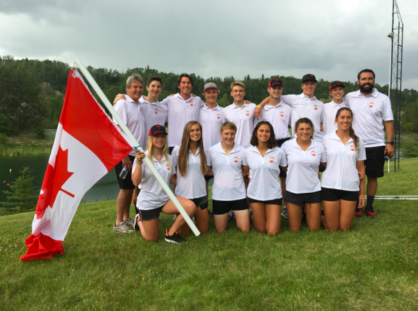 INCREDIBLE RESULTS FROM TEAM CANADA ON DAY 1 AT THE U21 WORLDS