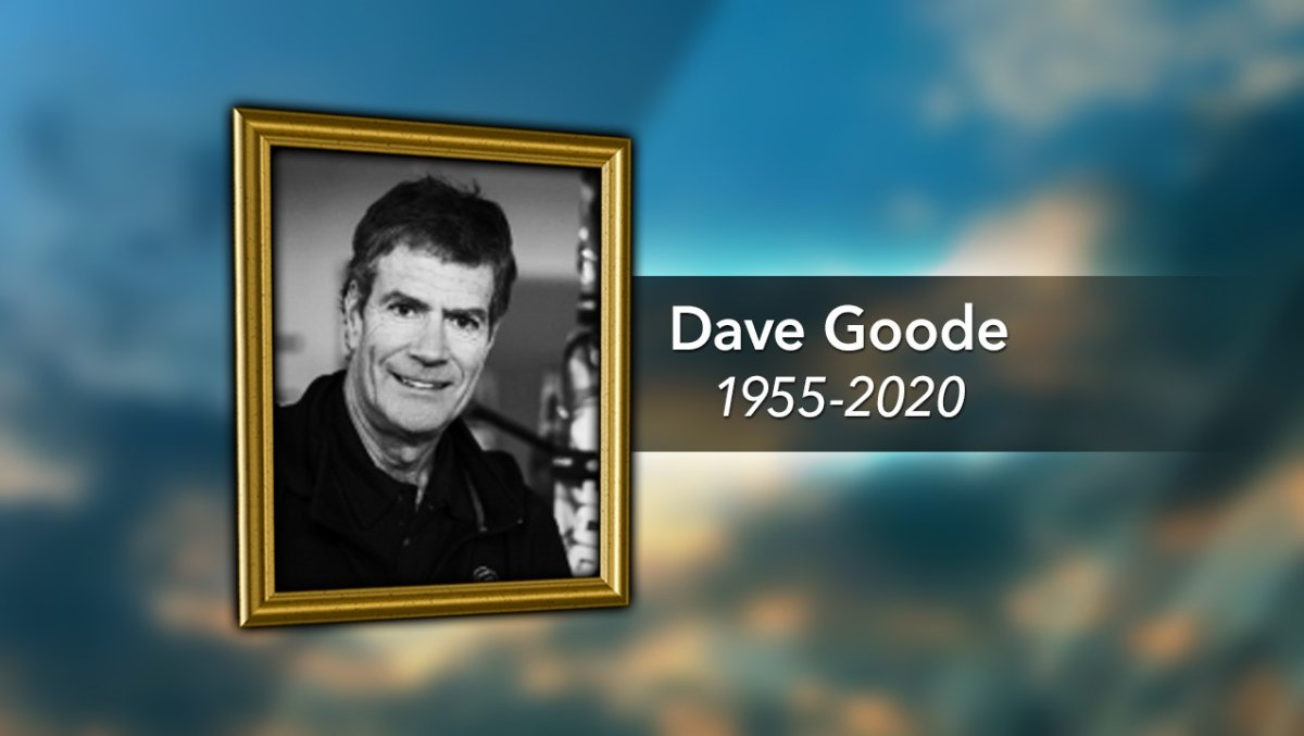 IN LOVING MEMORY OF DAVE GOODE