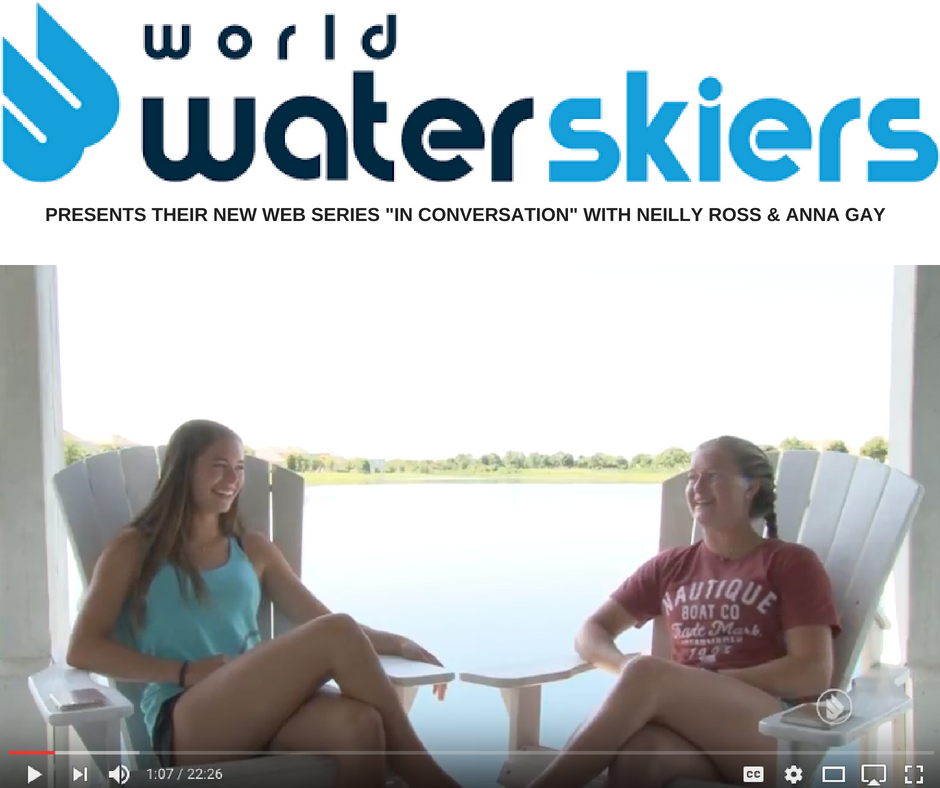 "WWS NEW WEB SERIES ""In Conversation"" WITH NEILLY ROSS & ANNA GAY"