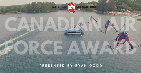JOIN THE CANADIAN AIR FORCE CONTEST PRESENTED BY RYAN DODD