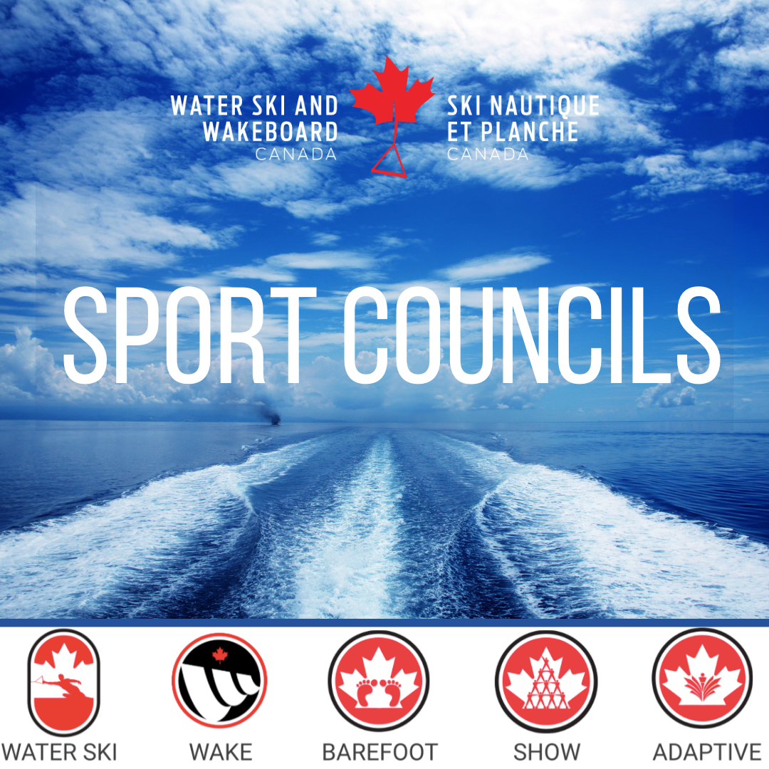 CONGRATULATIONS TO THE NEWLY ELECTED MEMBERS OF THE WATER SKI SPORT COUNCIL